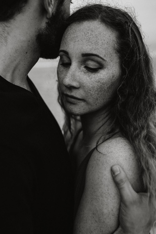 Emotive Vacation Photographer | Honeymoon Photographer | Engagement Photos by Morgan Ellis, South Carolina Couples Photographer