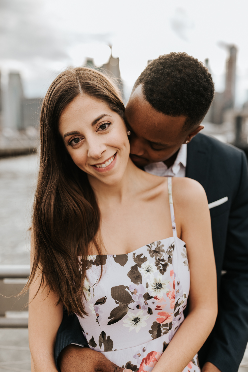 East Coast Engagement, Anniversary and Adventure Photographer | MORGAN ELLIS | Couples Photography | Romantic Brooklyn Engagement Session