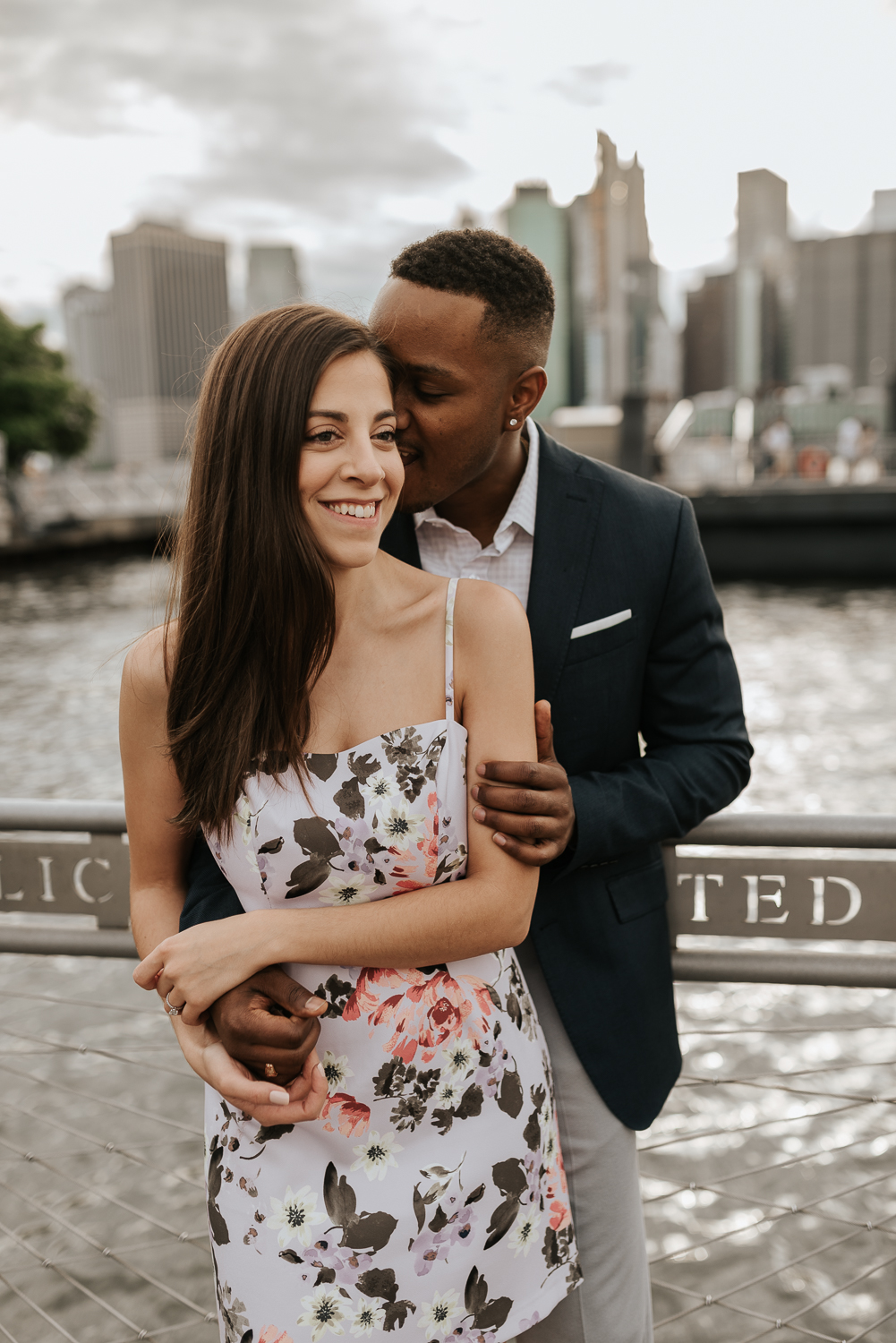 East Coast Engagement, Anniversary and Adventure Photographer | MORGAN ELLIS | Couples Photography | Brooklyn, NYC Engagement Session