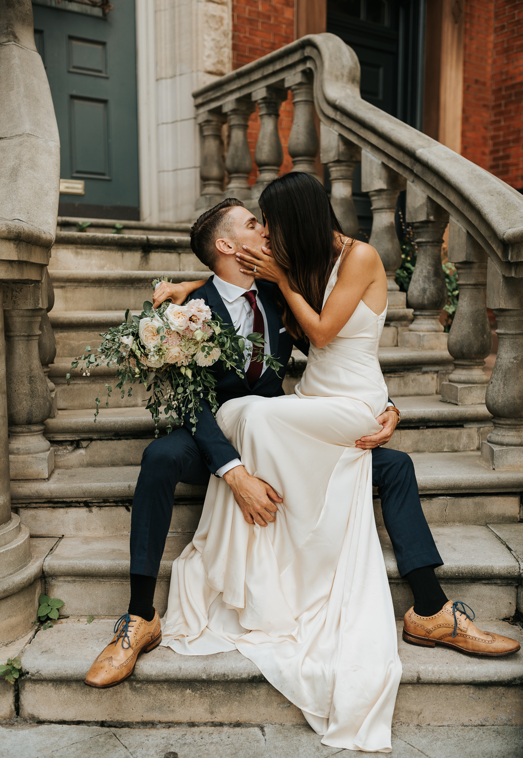 Philadelphia City Hall Elopement