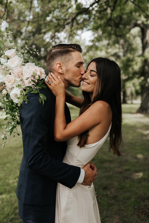 The bride & groom | Philadelphia Elopements and Intimate Weddings