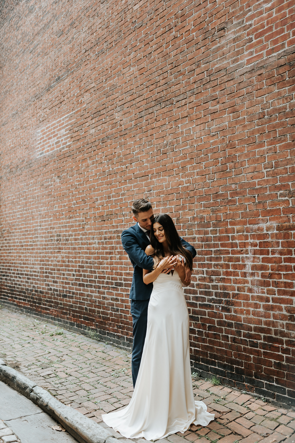 Center City Philly Elopement