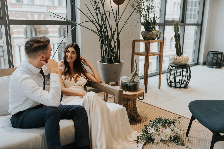 Philadelphia Elopement | Elopements, Engagements, Anniversaries | Morgan Ellis