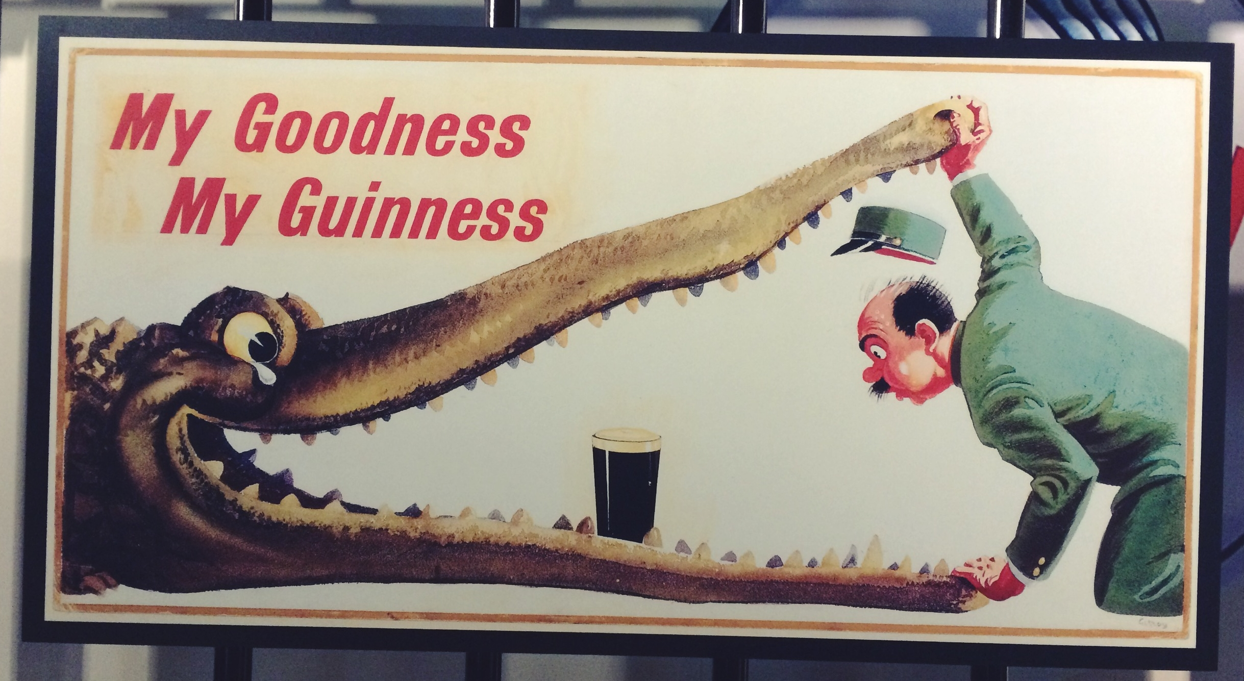 ◆ Guinness advertising