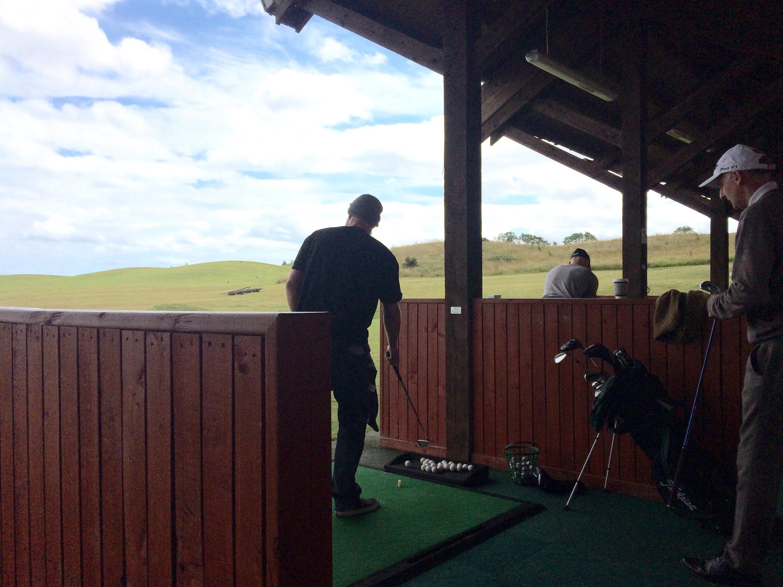 ◆ Golf lessons