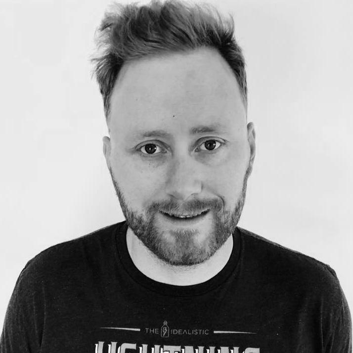 Gavin Linderman - Spiritual Formation Director