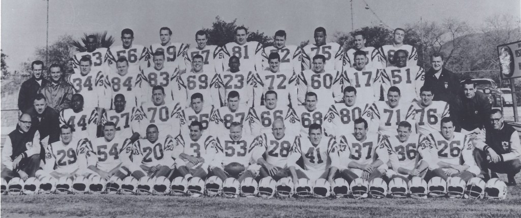 1960 LA Chargers, American Football League