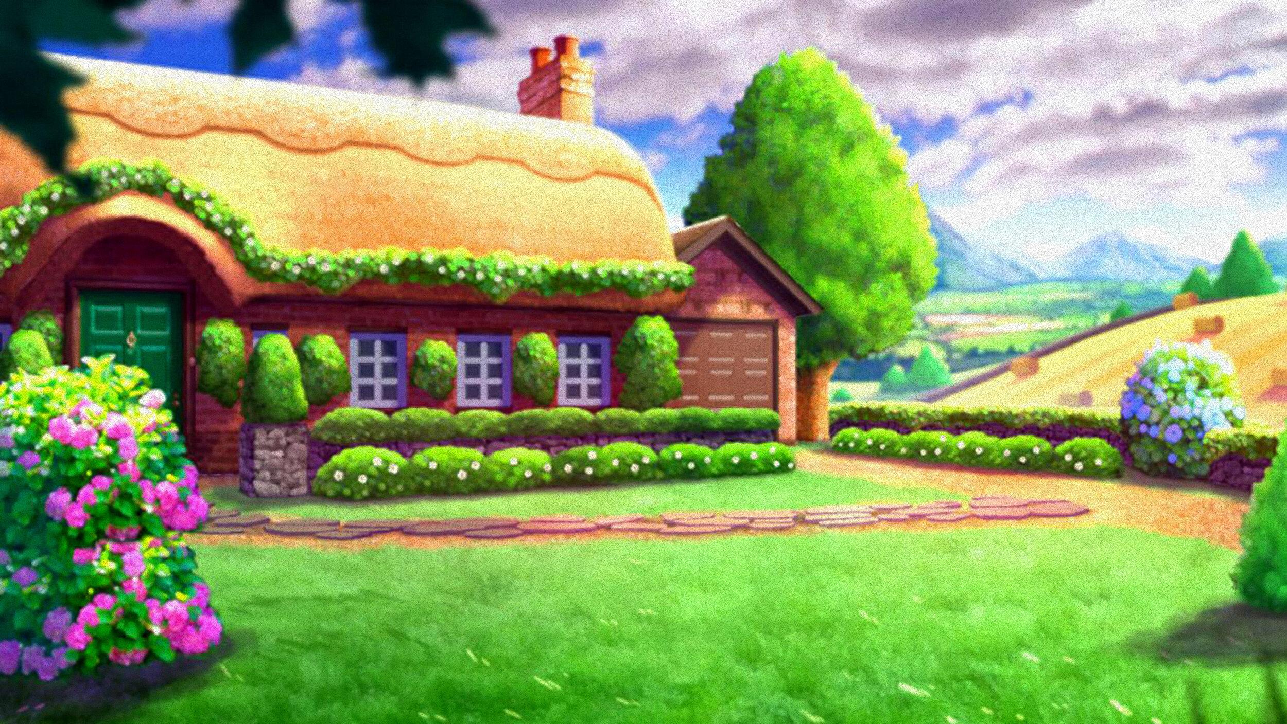 Hero's House Concept