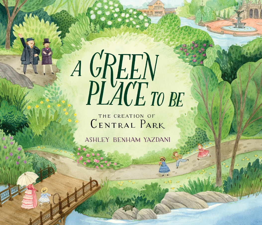 GreenPlaceToBe_Cover.jpg