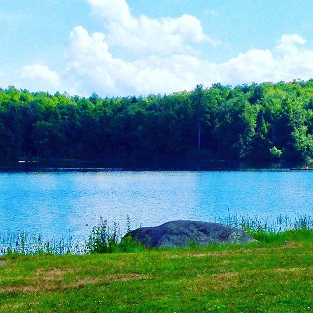 Perfect day at the lake #upstate #lakeside #simplemoments #seekingjoy #kmtherapyandwellness