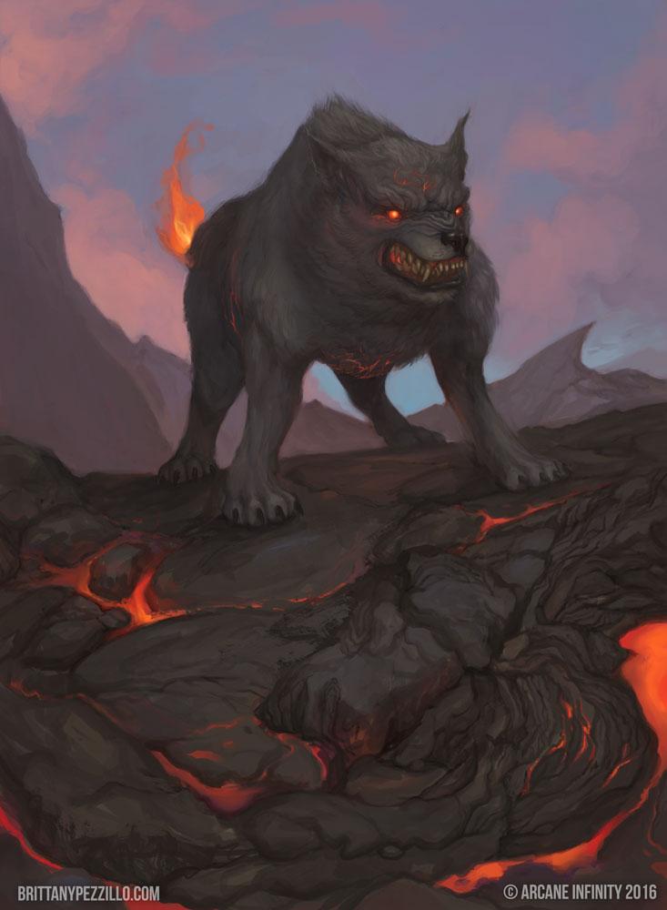 Krolytric Wolf