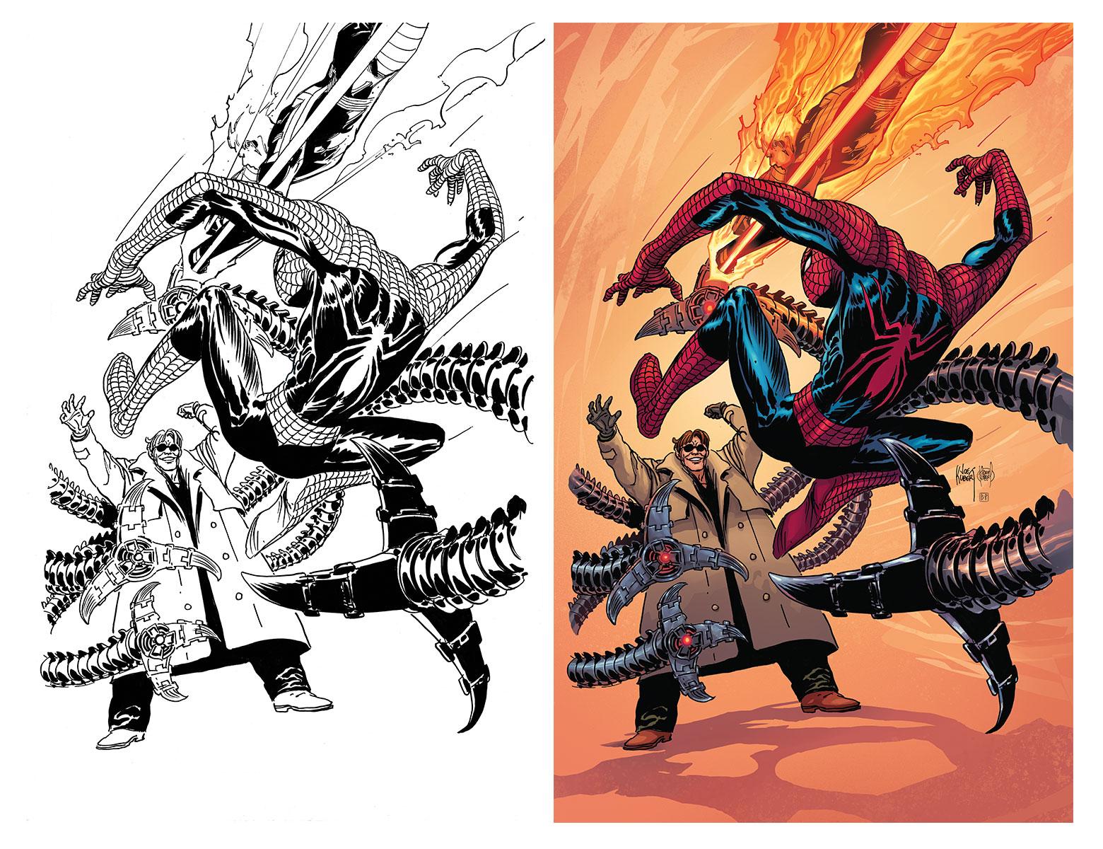 Peter Parker: Spectacular Spider Man