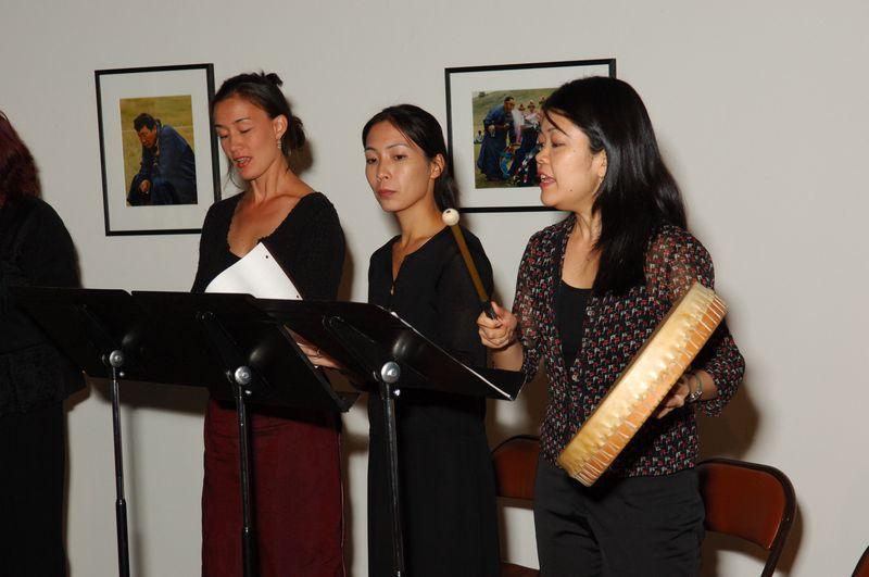 Yara Arts Group Performance