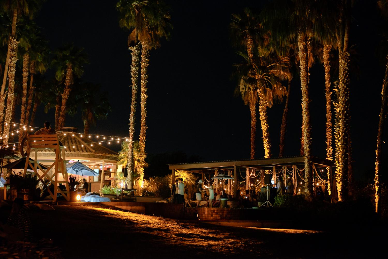 Soho Desert House at the Merv Griffin Estate,La Quinta, CA. On assignment for Spotify at Coachella, April 2015. © Dominick Mastrangelo