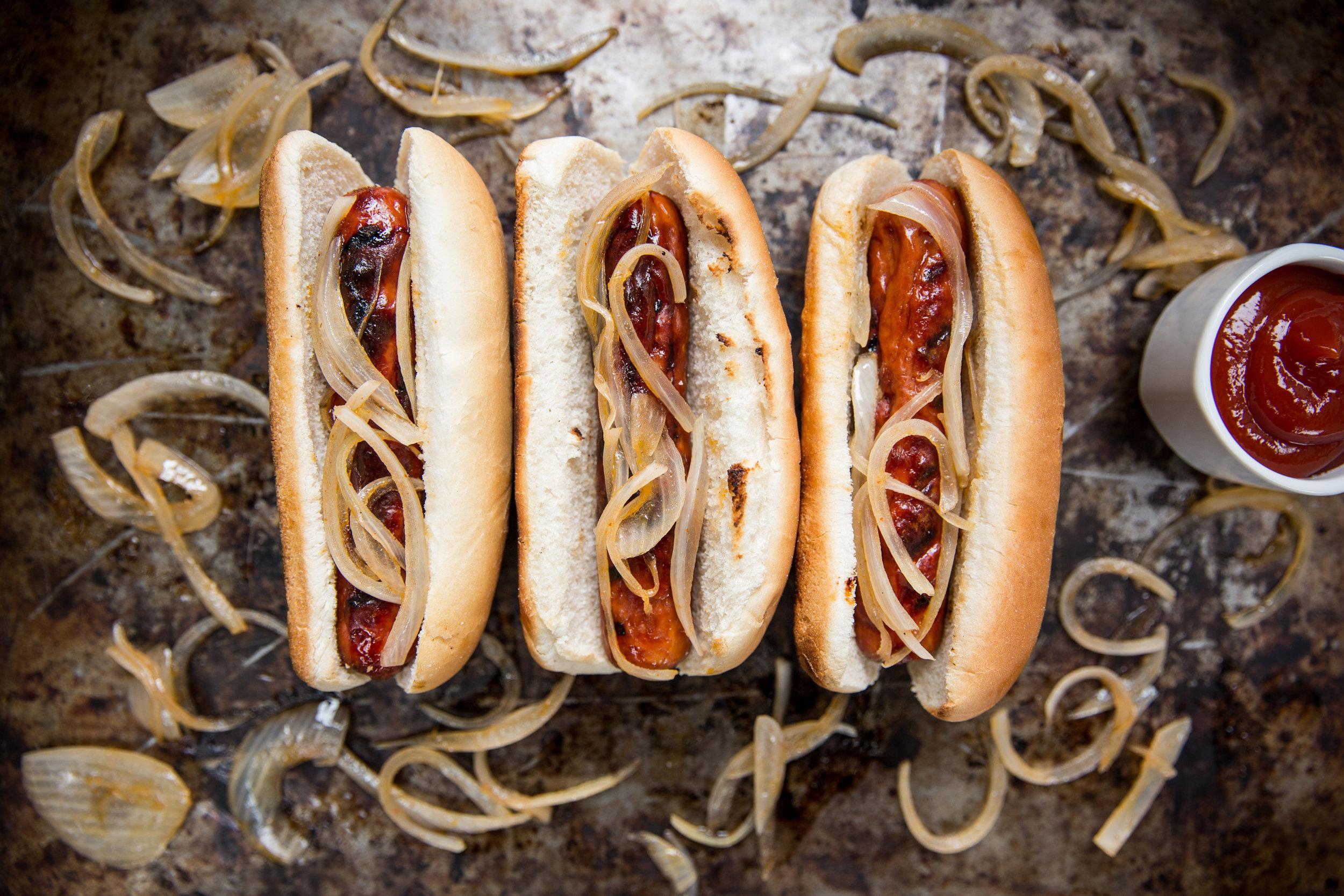 Sliders de Picaña y Hot Dogs estilo New York - 14 de Junio