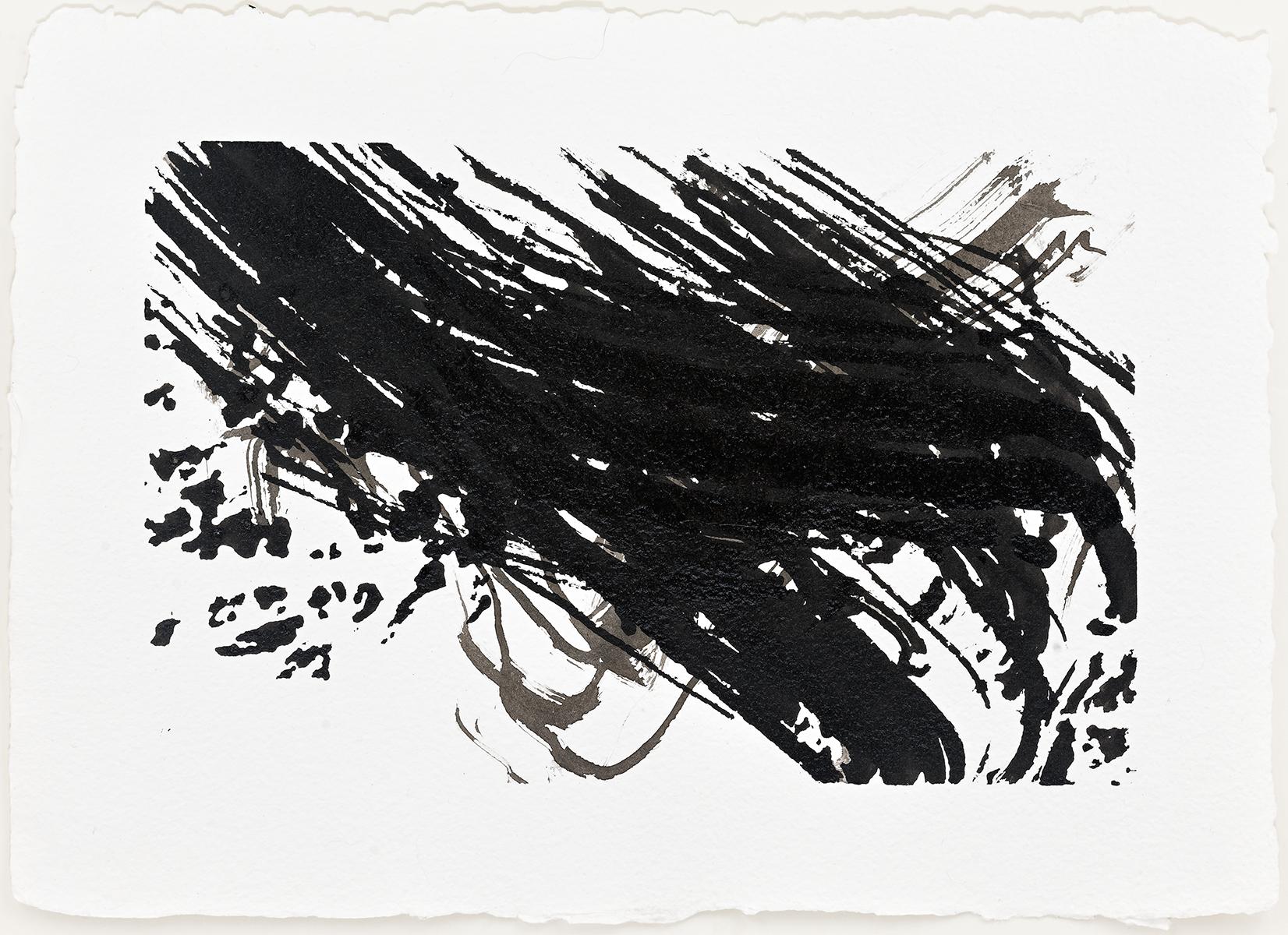 """Cross Wind  2016  inks on paper  7 x 9"""""""