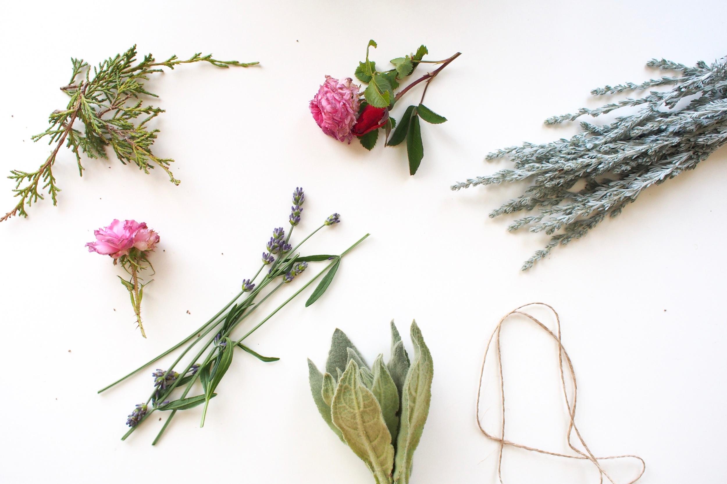 garden clippings