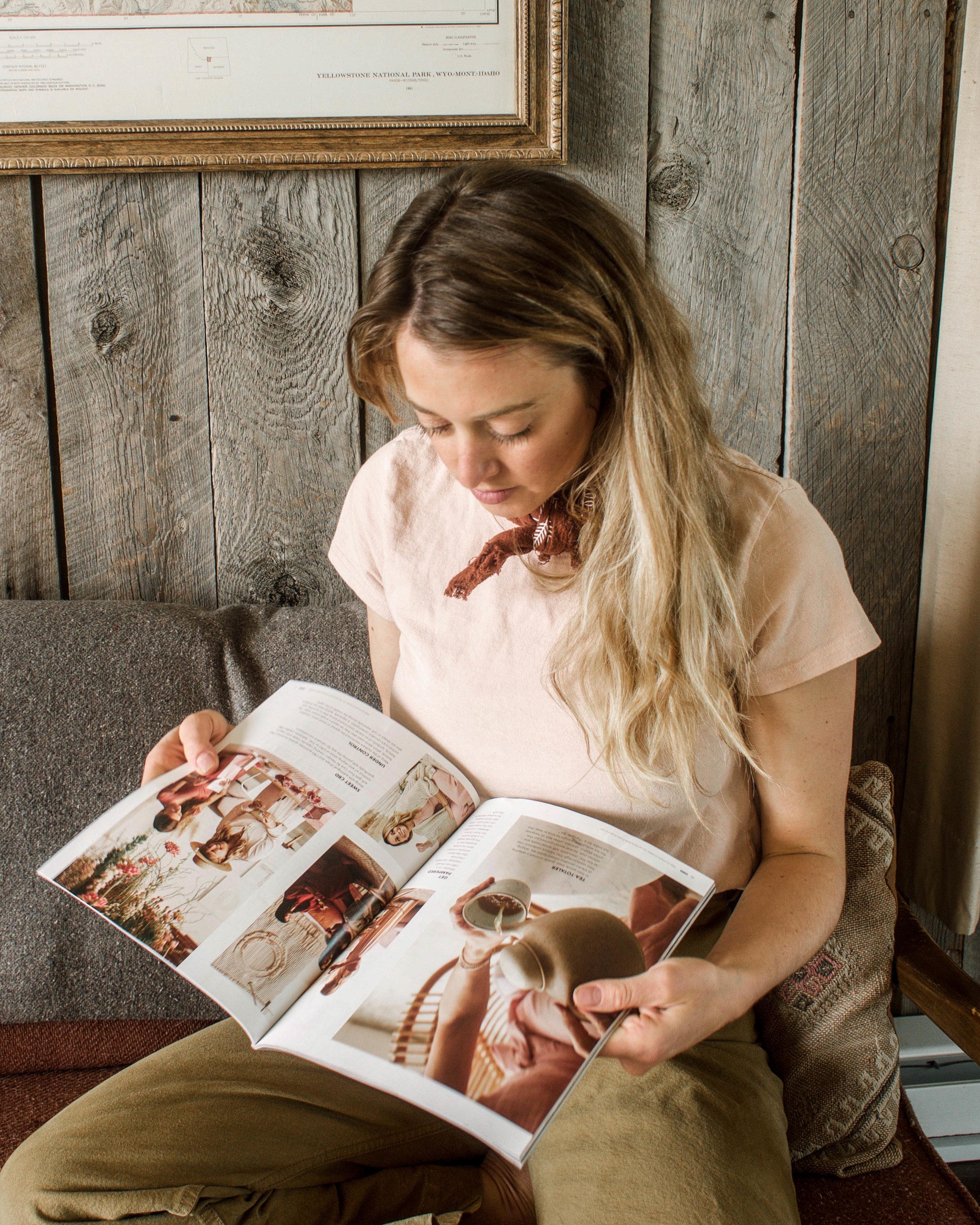 Reading Ember Magazine