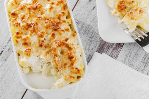 VIVE Recipes MacnCheese