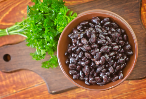VIVE Recipes Black Beans