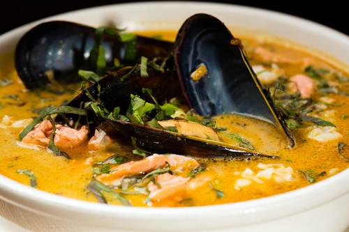 VIVE Recipes Bouillabaisse