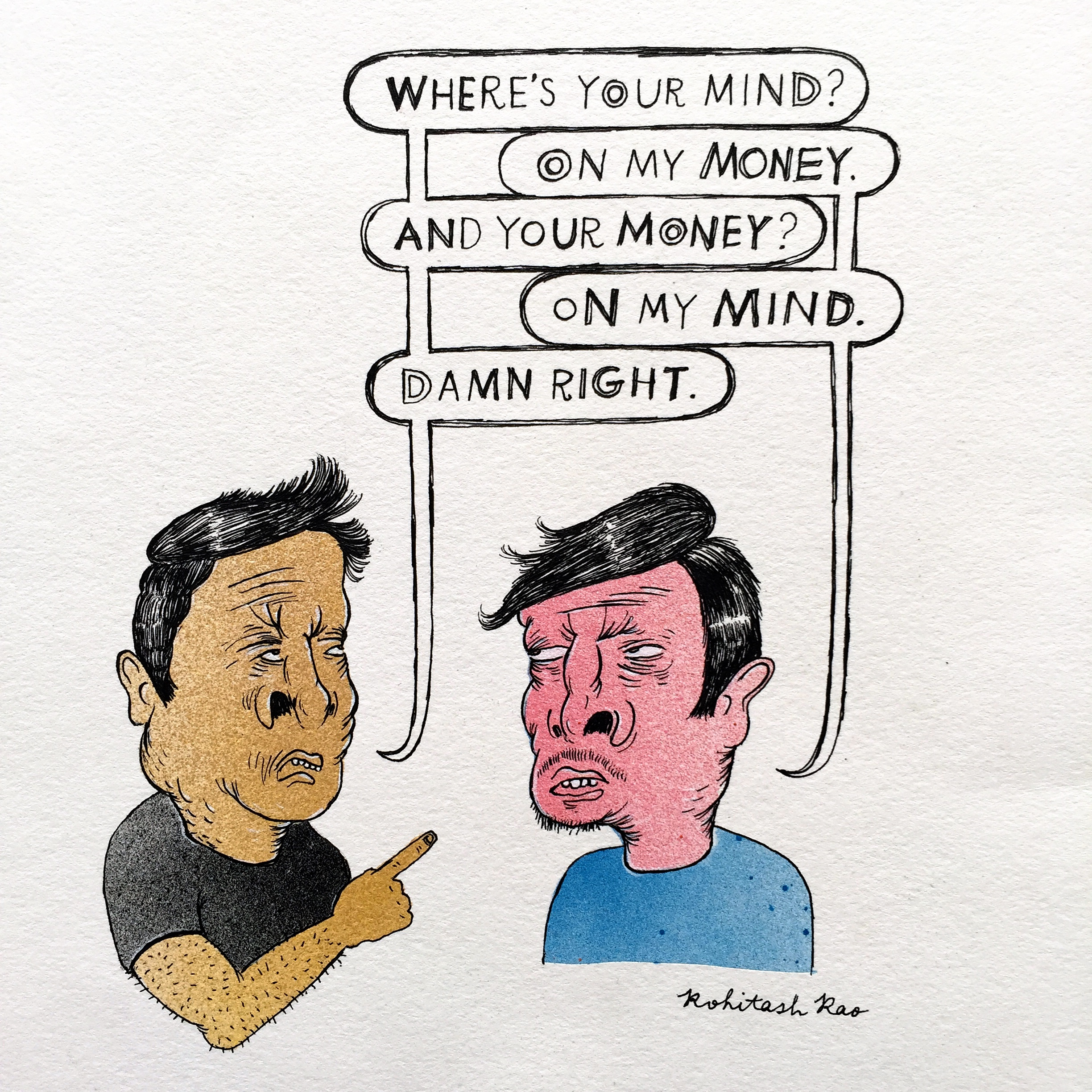 MIND ON MY MONEY
