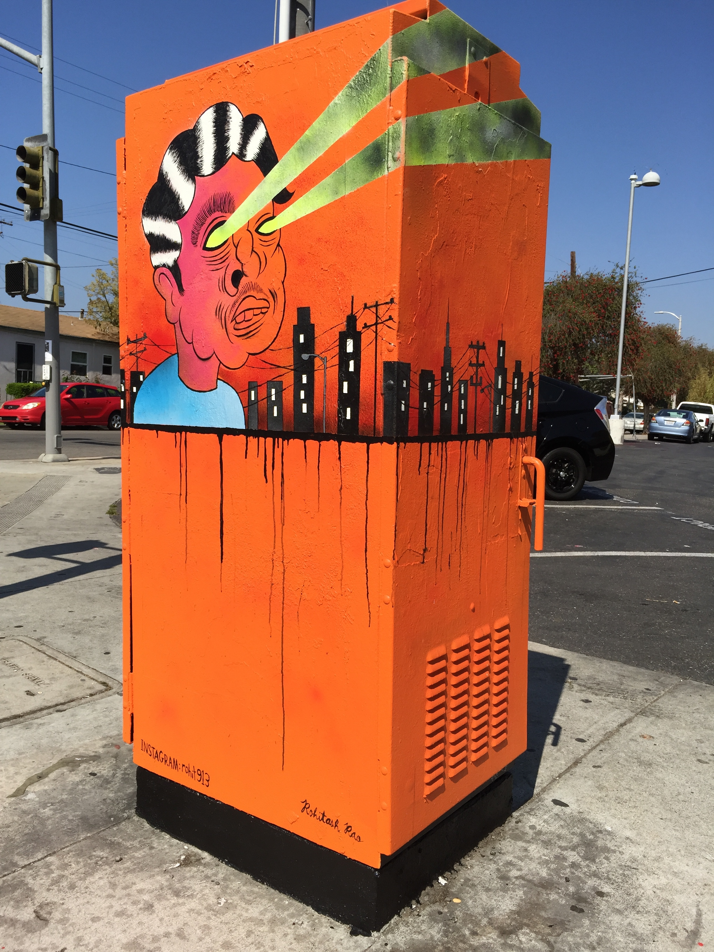 POWER BOX MURAL