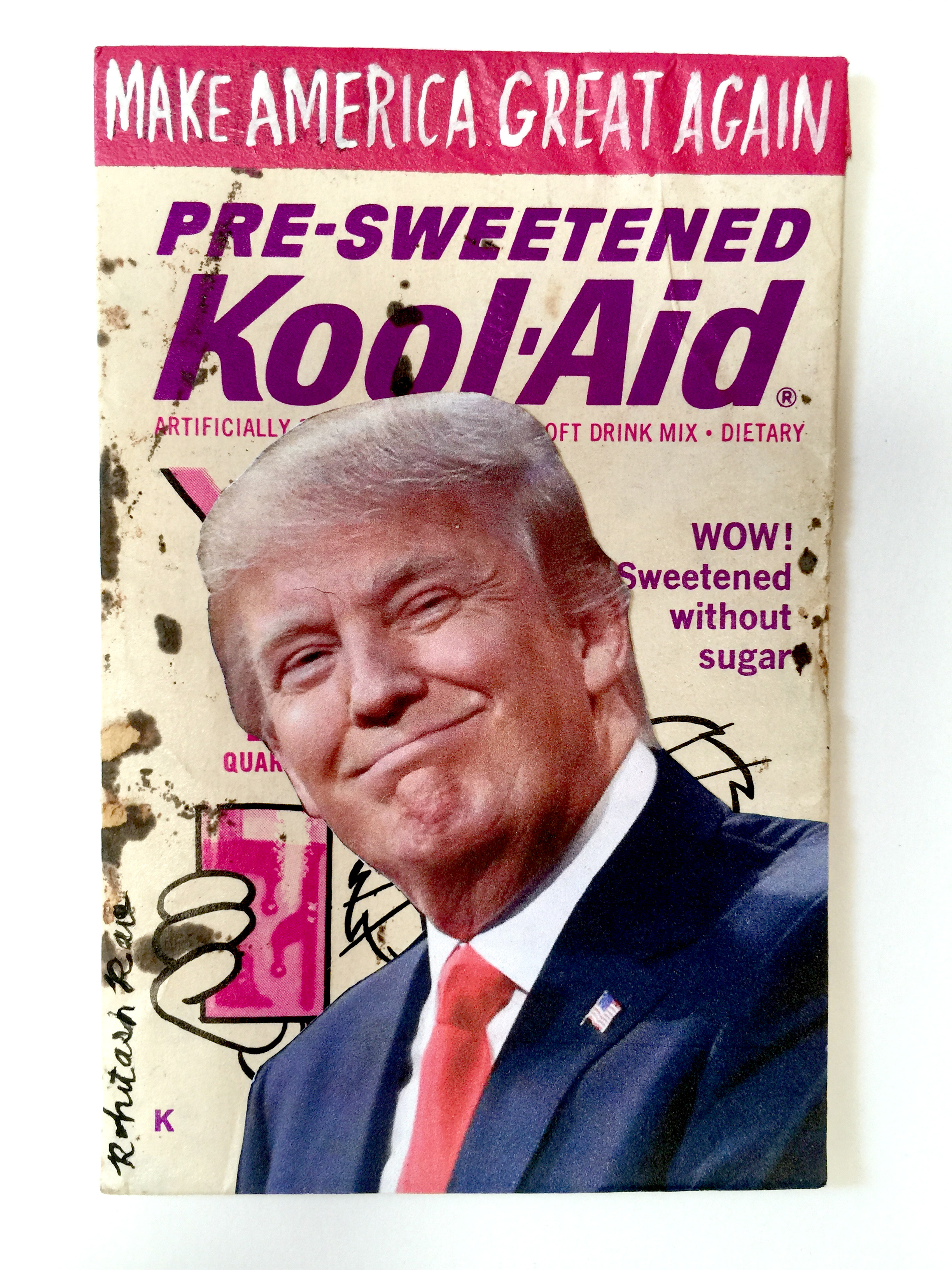 KOOL AID: MAKE AMERICA GREAT AGAIN