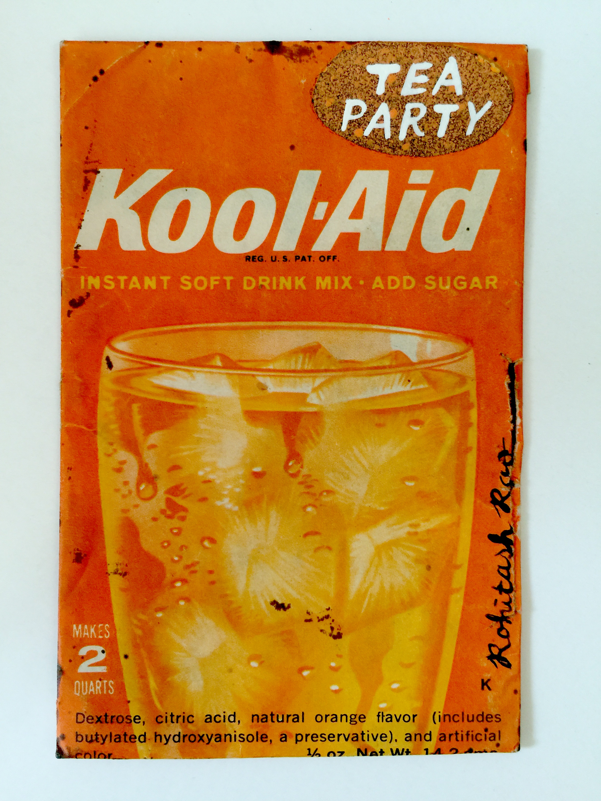 KOOL AID: TEA PARTY