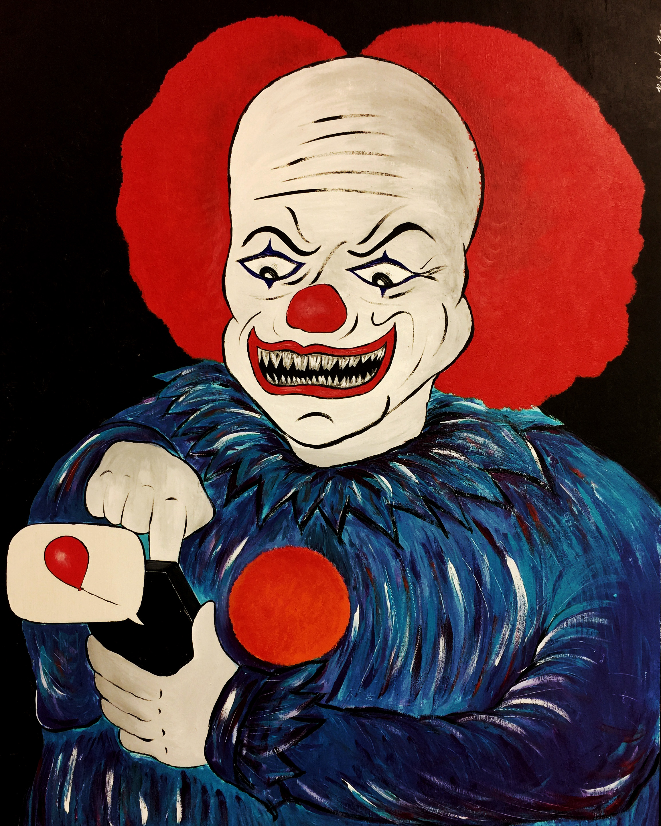 PENNYWISE TEXTING
