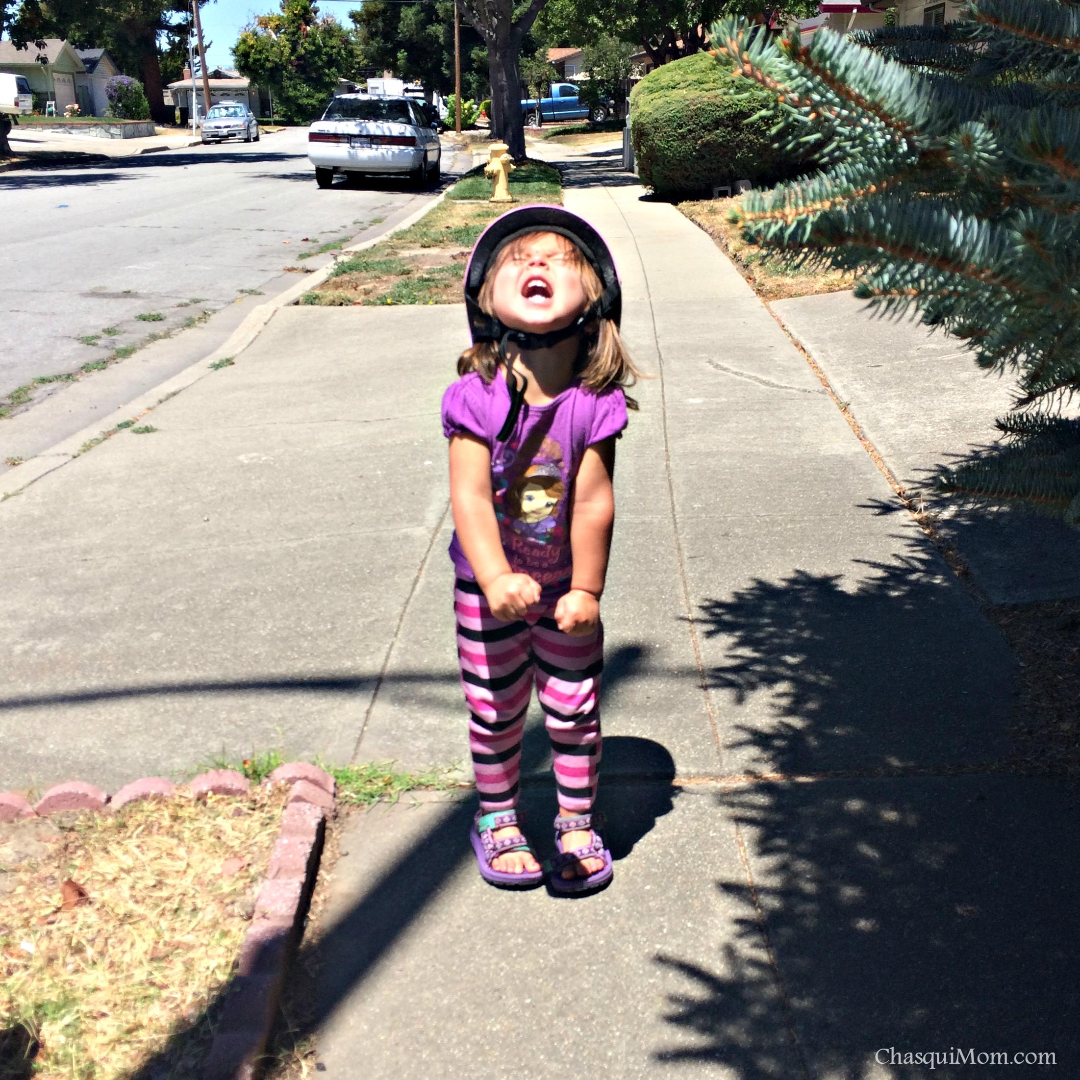 "My daughter embodies the ""Latina Rage""."