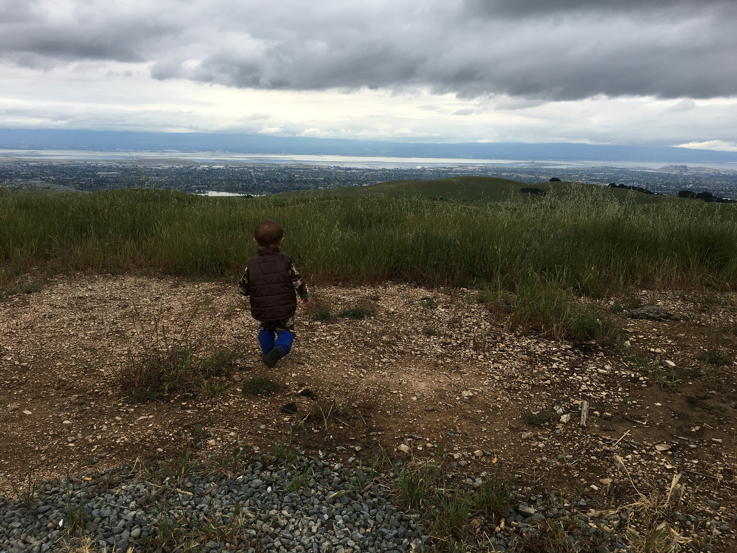 Vargas Plateau View Point