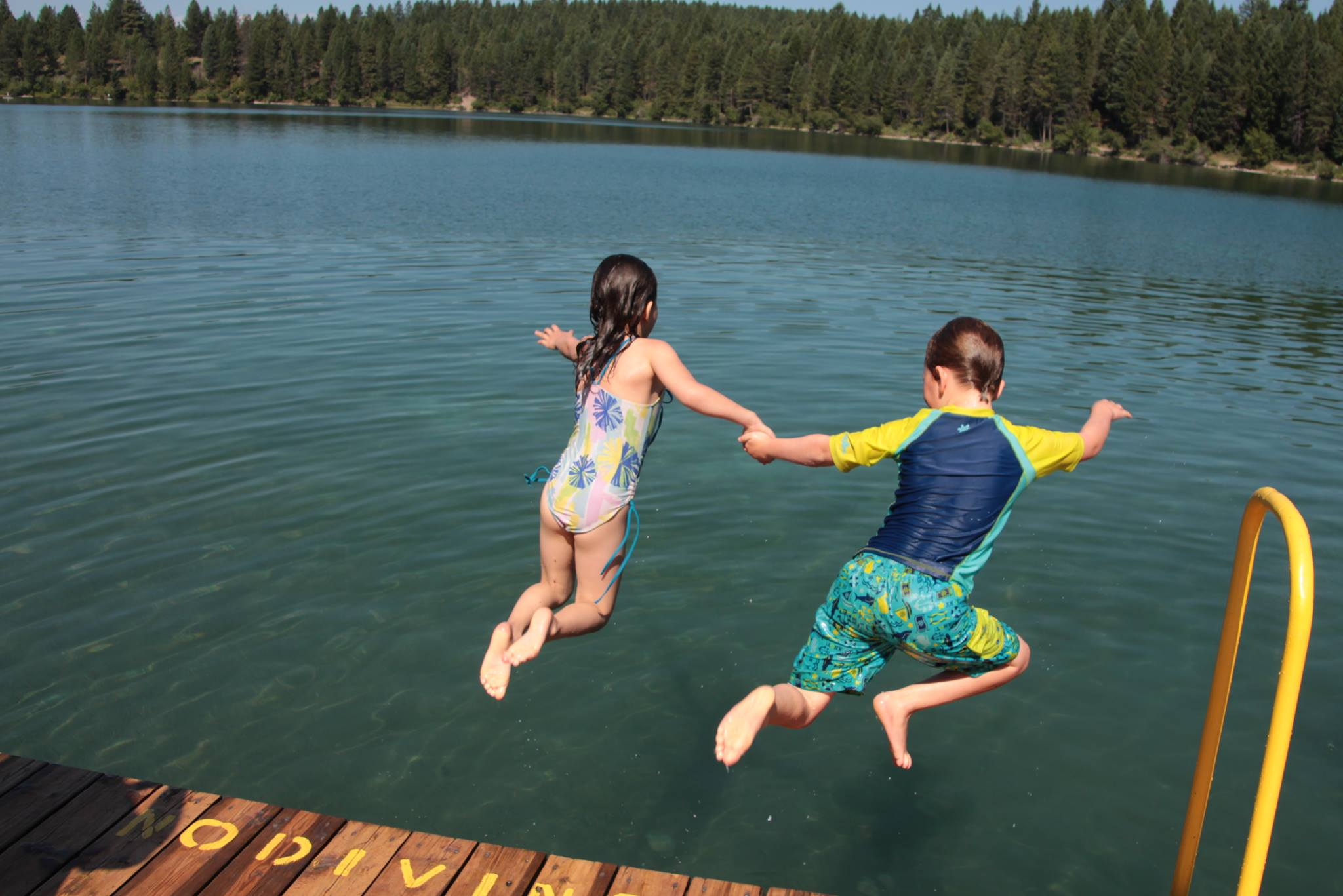 Family Adventures in the Canadian Rockies - The 5 Best Waterside Campgrounds Near