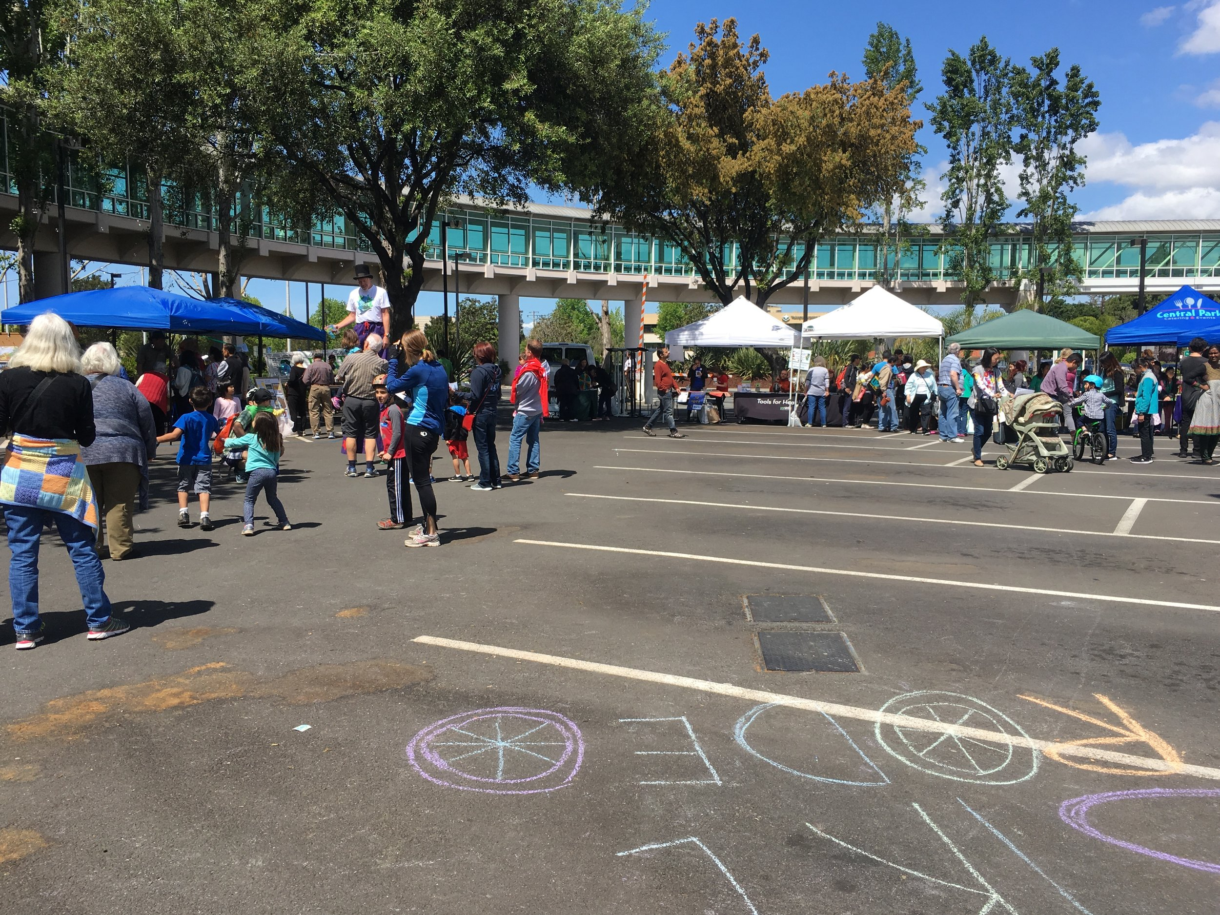 Earth Day Fair: City of Fremont