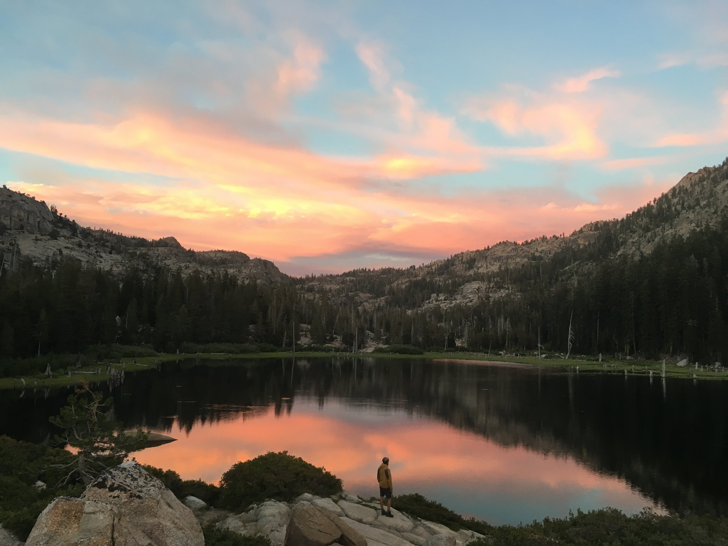 Bear Lake, Emigrant Wilderness - July 2018