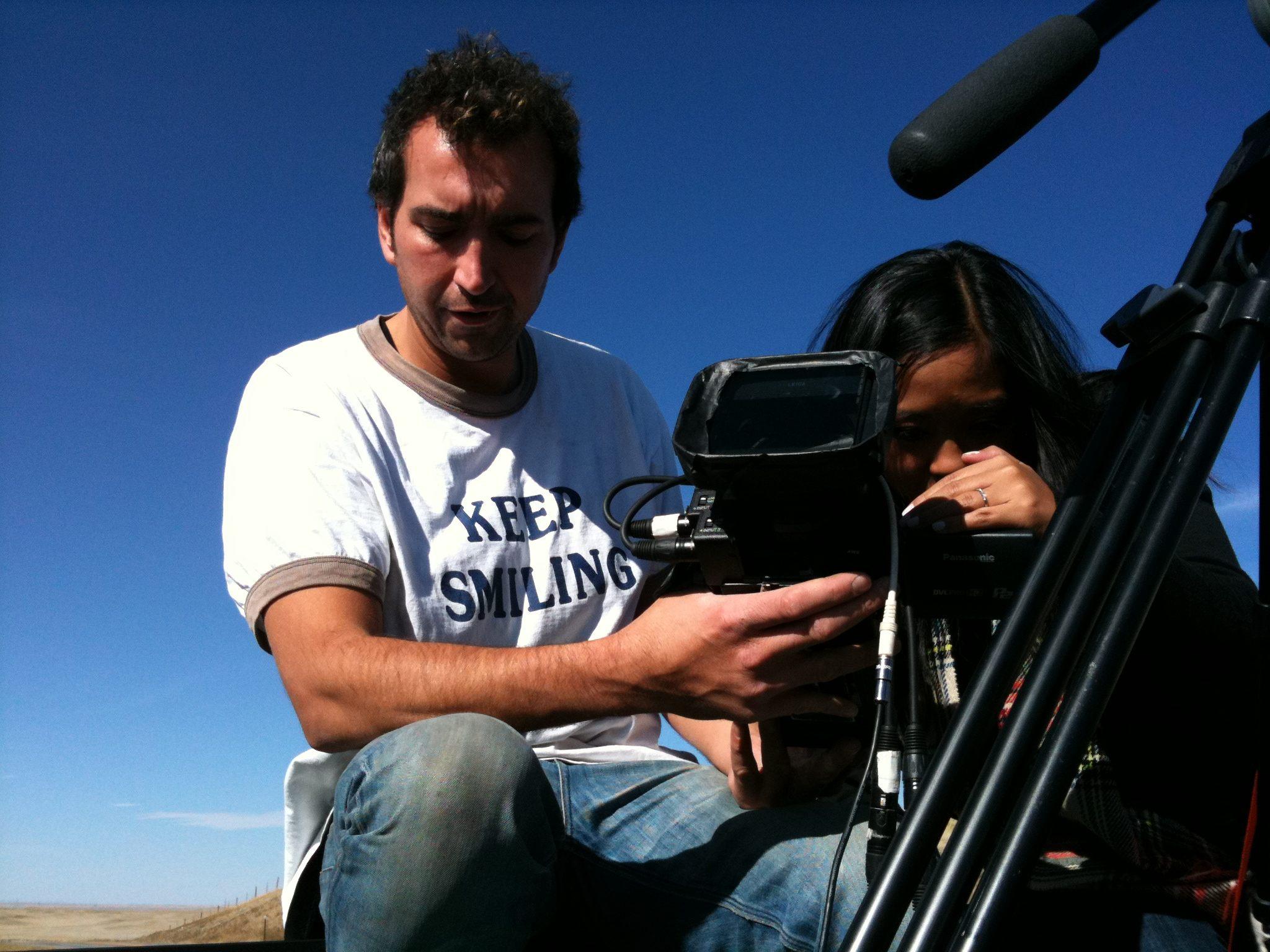 Production still from Matt Shepard is a Friend of Mine