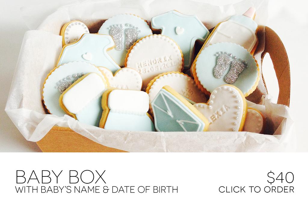 BABY BOX                               $50