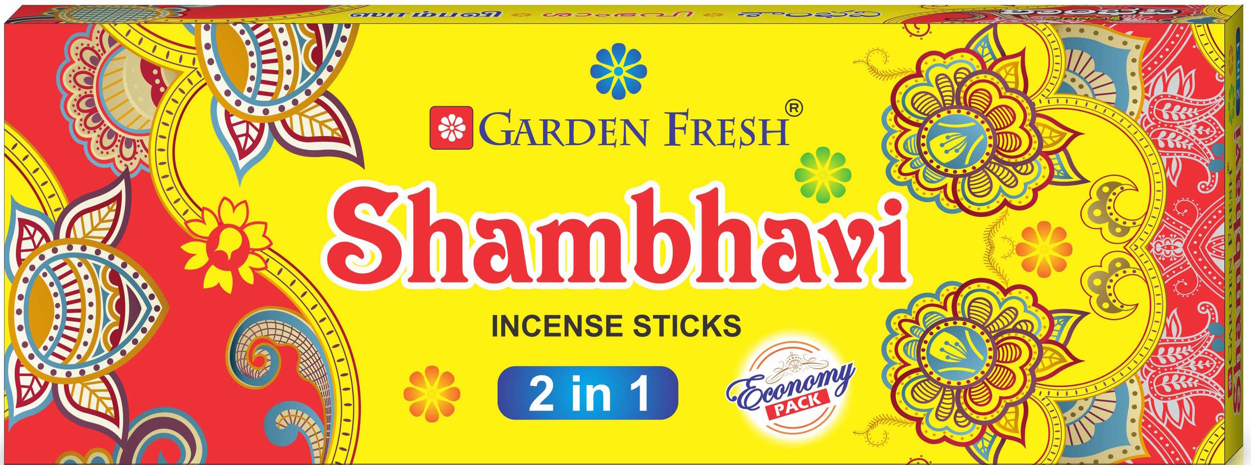 Shambhavi - Experience this fancy, pleasant and sweet aroma that comes in economy packaging.Net contents: 100 grams