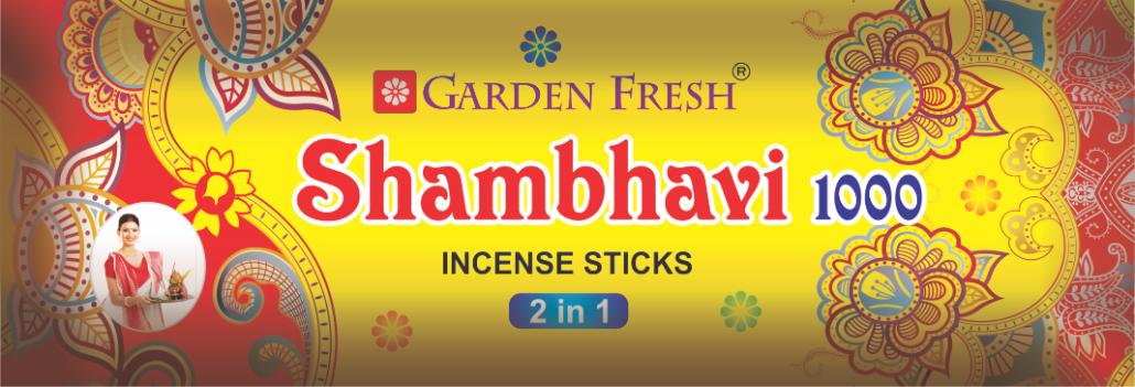 Shambhavi 1000 - Net weight: 100 grams