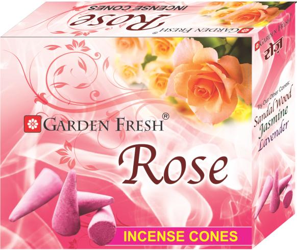 Rose cones