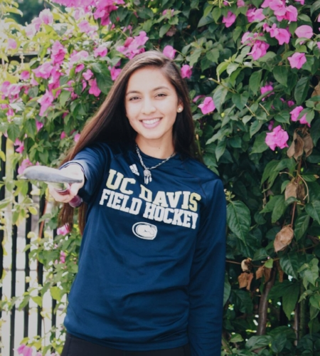 Vinamar Sidhu, CO 2018   Attending: UC Davis  Major: Neurobiology, Physiology, and Behavior  Interests: Health Care, Women's Health, Field Hockey, Working out, Mental Health  Willing to help with: Recruitment Process for Sports, Applying for Colleges under Pre Health ambitions, Choosing Majors  Email: vinamarksidhu@gmail.com