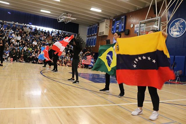 get hyped for multicultural week!! #tb to last year