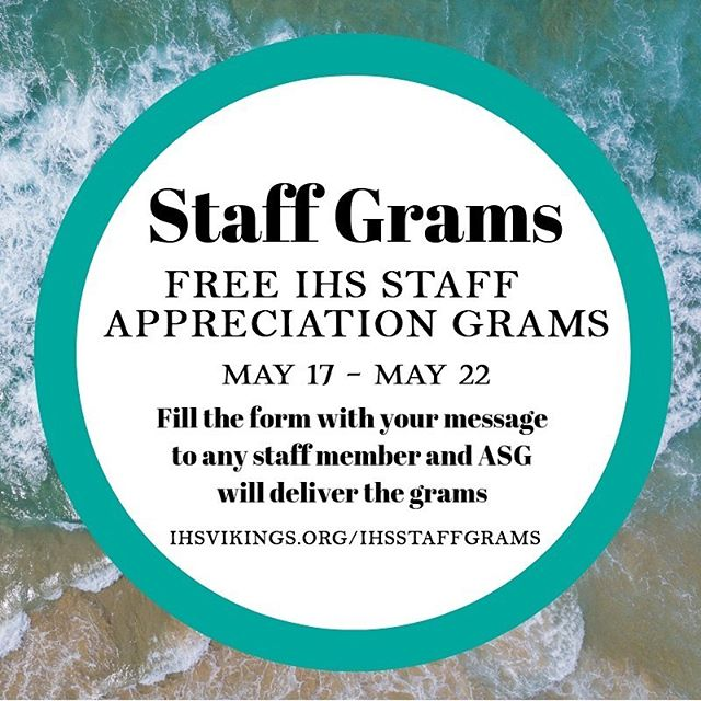 today is the last day to fill out the form!! show your appreciation to our staff for free 🙂 link in bio