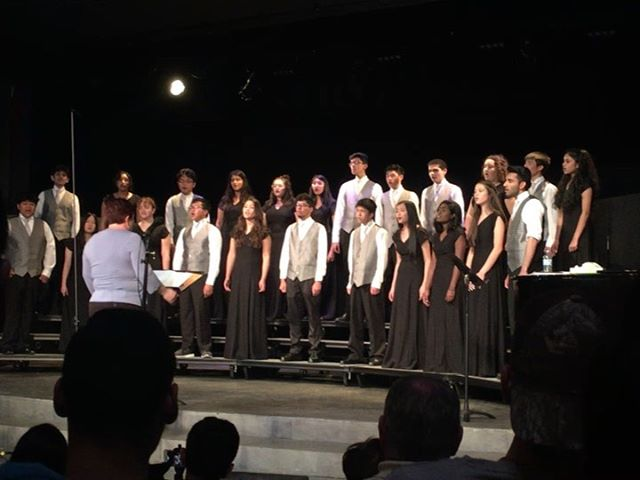 Spring Choir Concert 2019! Here are some highlights of the concert at IHS's Valhalla this past Thursday, great job Vikings!