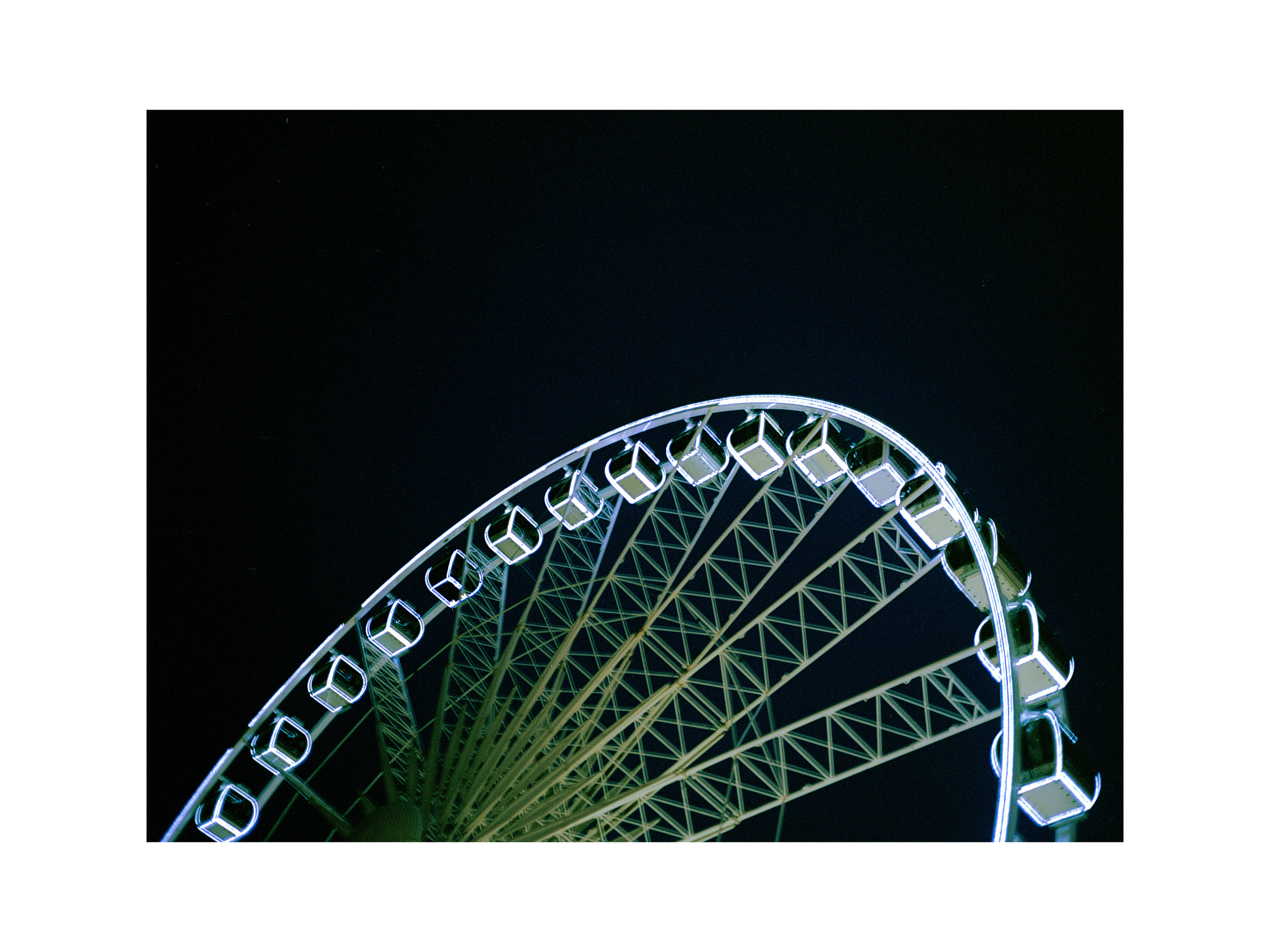 Wheel. Brighton.