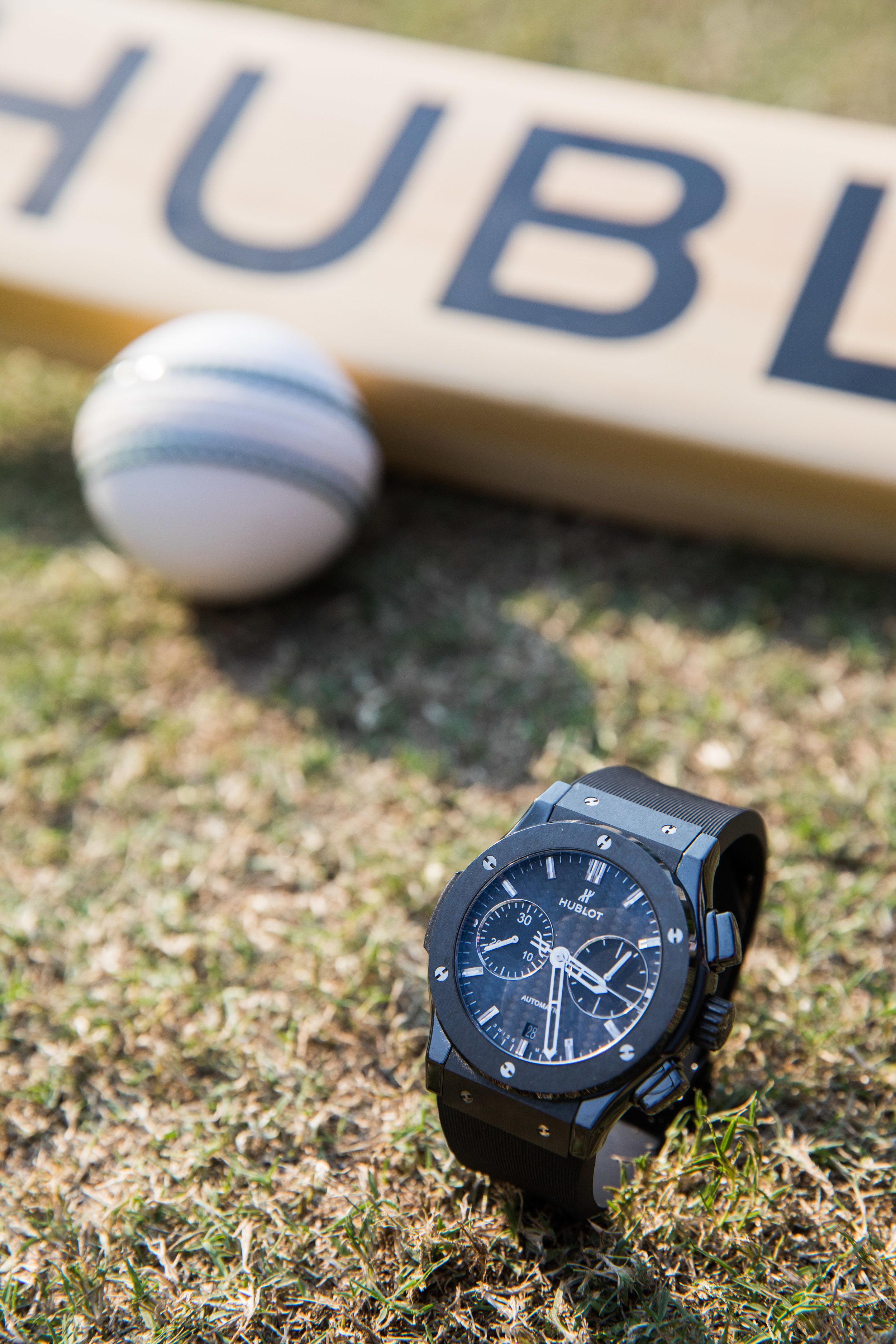 Hublot. Hong Kong Cricket Sixes