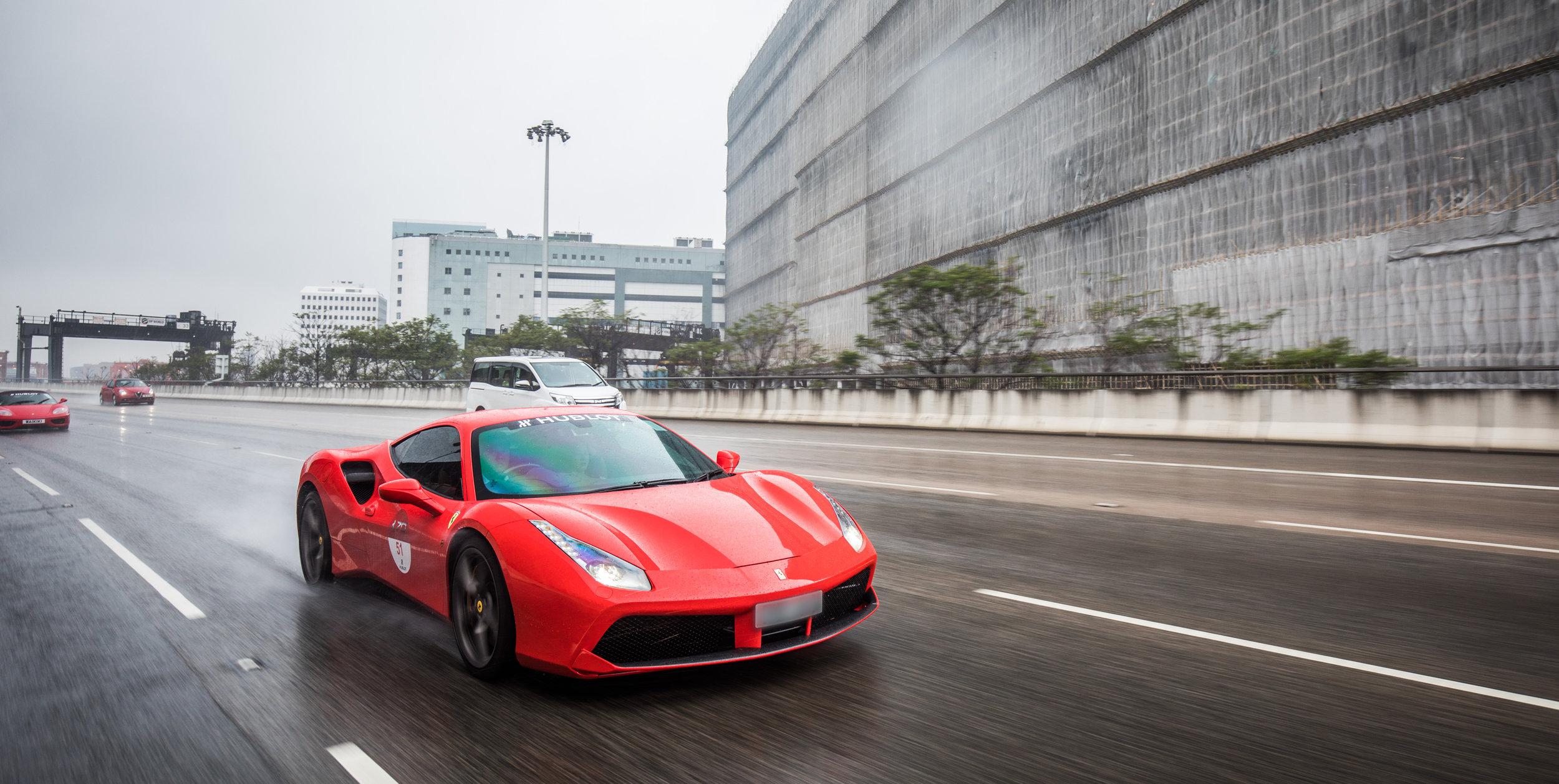 Hublot. la Ferrari Event.