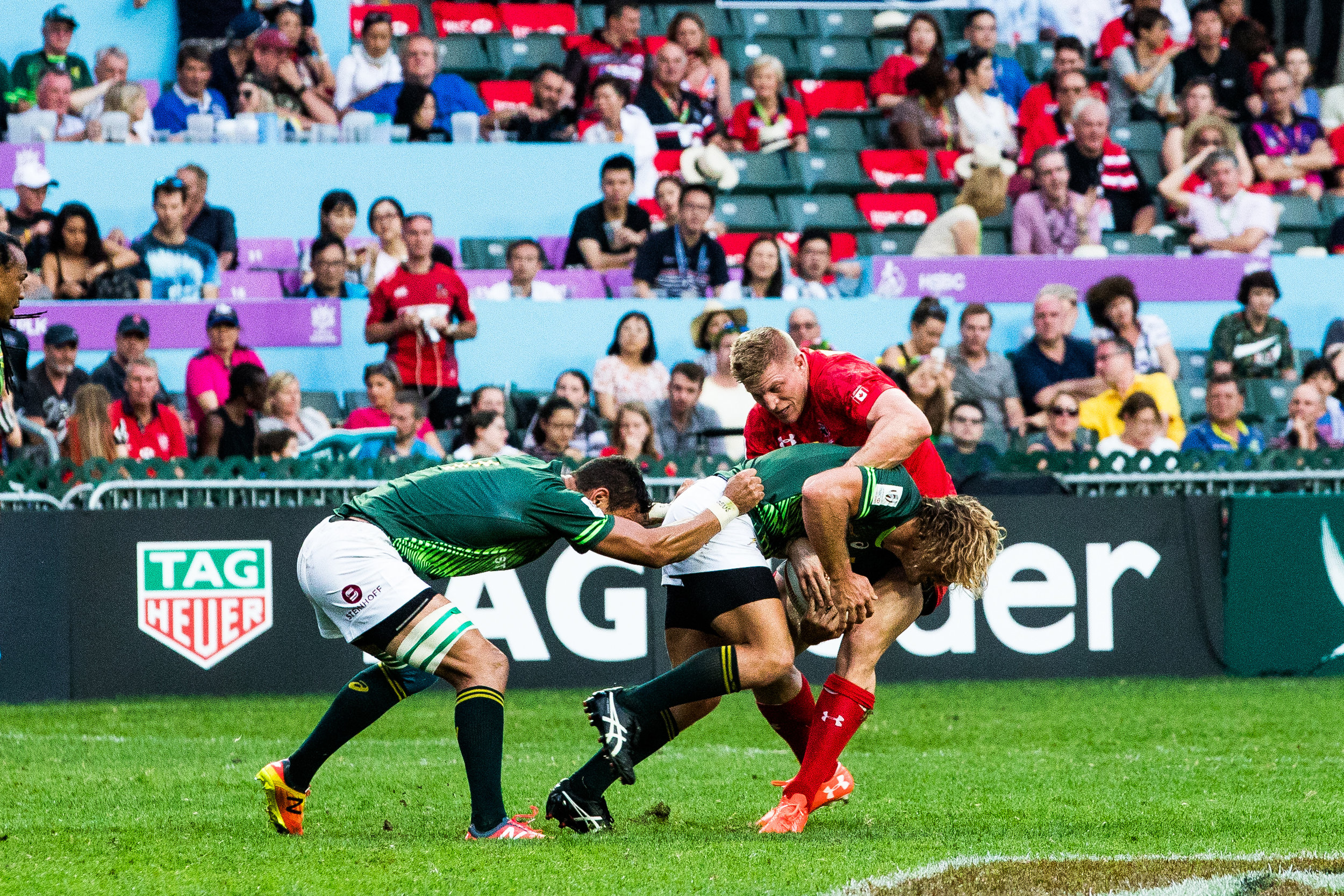 TAG Heuer Rugby 7s Hong Kong