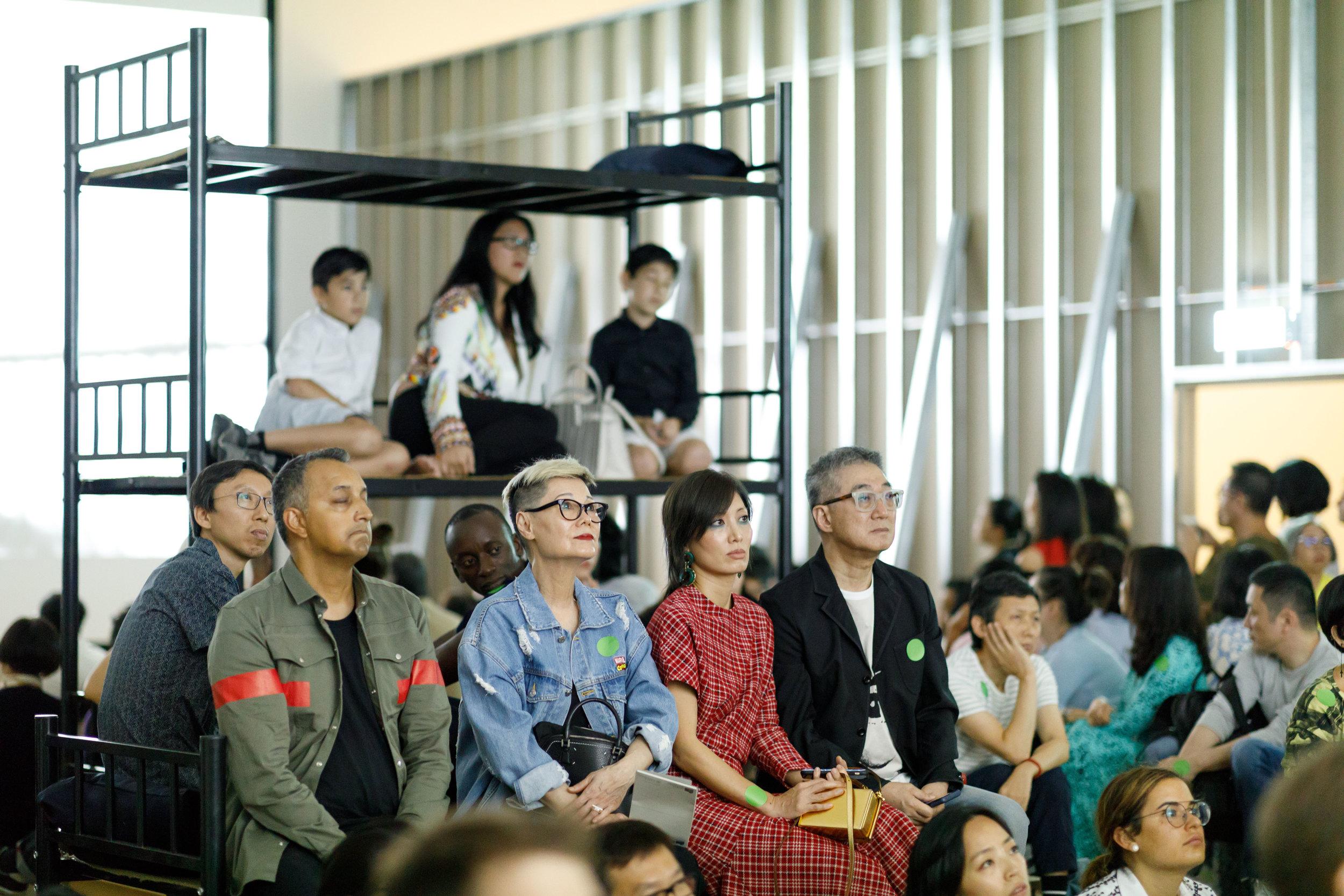 Can Fei Tai Kwun Contemporary Exhibition (A HOLLOW IN A WORLD TOO FULL). Hong Kong. 2018