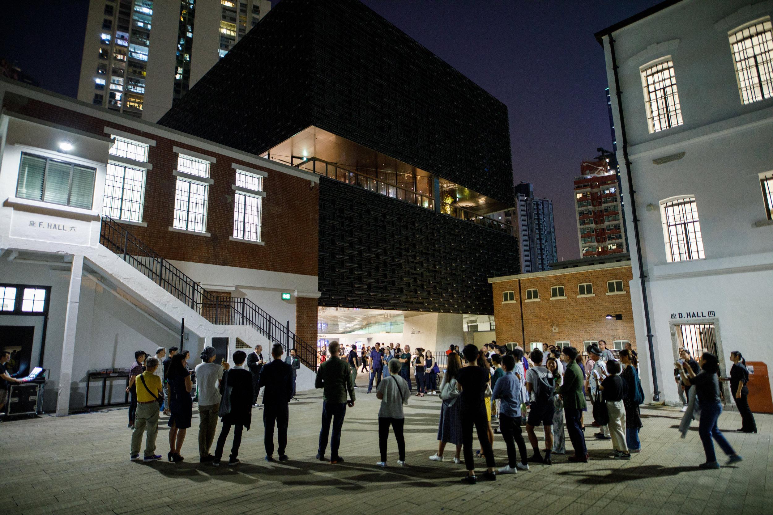 Tai Kwun Exhibition. Hong Kong. 2018